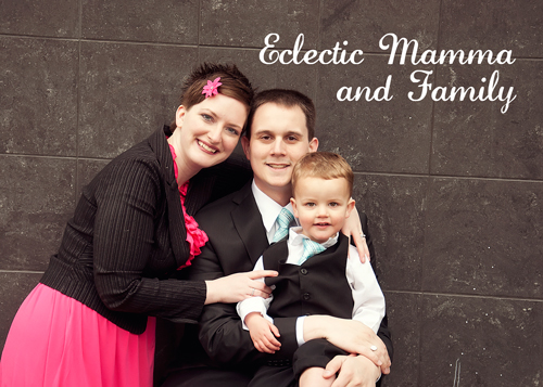Eclectic Mamma and family