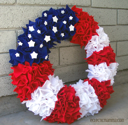 Flag Wreath final image