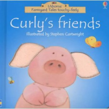 Curly's Friends
